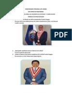 Universidad Peruana Los Andes Preguntas