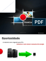 Treinamento - Customer Presentation ThinkCentre A70z