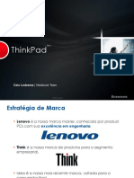 Treinamento ThinkPad - Evento Dia 19-01