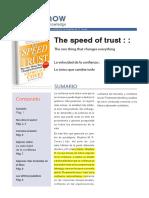 [PD] Libros - La Velocidad de La Confianza