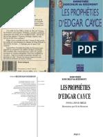 Koechlin De Bizemont Dorothée-Marguerite - Les prophéties d'Edgar Cayce.pdf