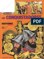Histoire Juniors - Les Conquistadores