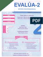 Cuadernillo 2.0 Chile Evalua 2