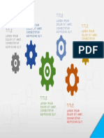 Brilliantly Done Gears Smart ART in Microsoft PowerPoint (PPT) for Your Business Meeting.pptx