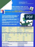 Catalogo Durometro Modelows 132ld
