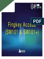 Fignkey Access_SW101 & SW101+