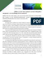 A integração de politicas públicas_enchentes em São Gonçalo