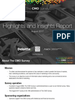 The CMO Survey-Highlights and Insights-Aug-2017