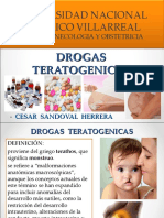 DROGAS TERATOGENAS.ppt