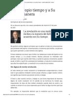 En Su propio tiempo y a Su propia manera - Liahona Agosto 2013.pdf