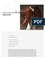 The Legend of Sleepy Hollow - Washington Irving | The Short Story Project