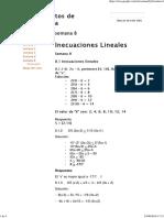 Semana 8 - Fundamentos de Matematica