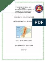 Rios Del Ecuador