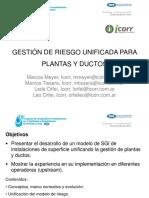 IAPG 2017 Presentacion Trabajo 909 ICORR Gestion de Riesgo Unificada