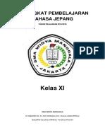 Cover Perangkat Xi