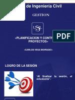 Clase Nro 06 Planificacion y Control de Obra 1