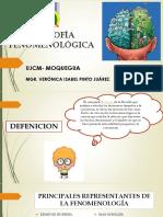 FENOMENOLÓGICA (1)