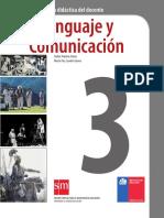Lenguaje y Comunicación 3º medio - Guía didáctica del docente.pdf