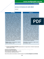 Anexo 3 - Paper Médico Respecto Fracturas Expuestas