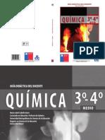 Química 3º y 4º medio - Guía didáctica del docente.pdf