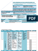 diversificacion currricular 2015