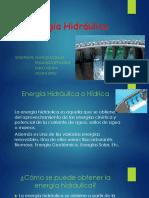 Energía Hidráulica Ignacio Morales TRABAJO.pptx