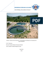 Diseño Y Aplicación de Geotextiles Y Geomembranas en Plantas de Tratamiento de Aguas Residuales