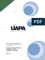 Practica Juridica I TAREA 1
