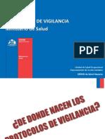 Protocolos de Vigilancia UV, Silicosis, Istas.pdf