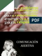 COMUNICACION ASERTIVA DOCENCIA