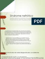 Dieta Para Síndrome Nefrótico