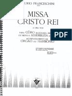 Missa Cristo Rei