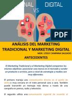 Sesión 4. Análisis Del Marketin Tradicional y Marketing Digital