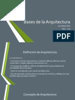 2. Clase 1 Historia Estilo Arquitectonico (1)