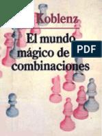 73- El Mundo Magico de La Combinaciones- Alexander Koblenz