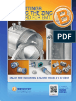EMT Fittings Brochure May 2013