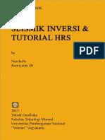 6. Seismik Inversi & Tutorial HRS.pdf
