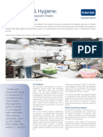 Intertek White Paper Food Safety Hygiene 2016