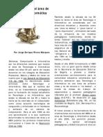Articulo-estandares Para El Area de Tecnologia e Informatica (1)