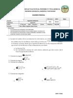 Examen Parcial Calculo III IA