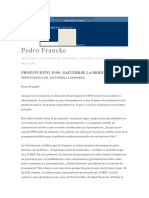 Presupuesto 2006. A sacudirse la modorra.pdf