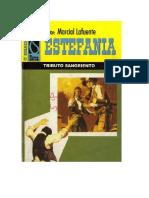 Horca - Tributo Sangriento - Marcial Lafuente Estefania