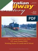 Australian Railway History - 1412