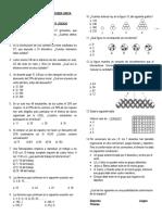Banco de Preguntas Razonamiento Matematico 2017 Ok