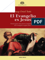 El Evangelio Es Jesús