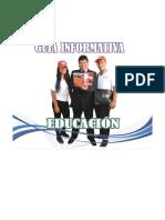 Guia Educacion 2019-i
