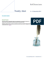 Ro Tax Legal Weekly Alert 8 12 Decembrie 2014
