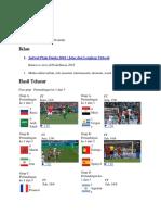 Hasil Piala Dunia