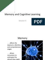 Session 4 Memory