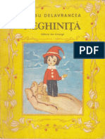 NEGHINITA - Barbu Stefanescu Delavrancea (Ilustratii de Stefan Nastac, 1985)